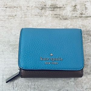 Spade BALTIC SEA small trifold continental wallet
